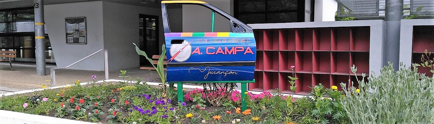 Lycée professionnel André CAMPA