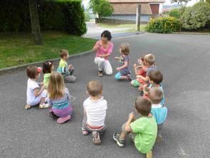 rencontre sportive en maternelle